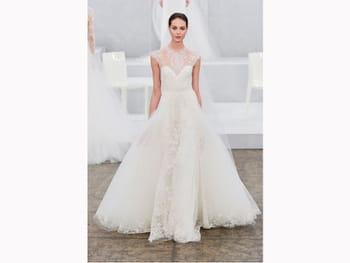 La robe boh me monique lhuillier for Monique lhuillier robes de mariage