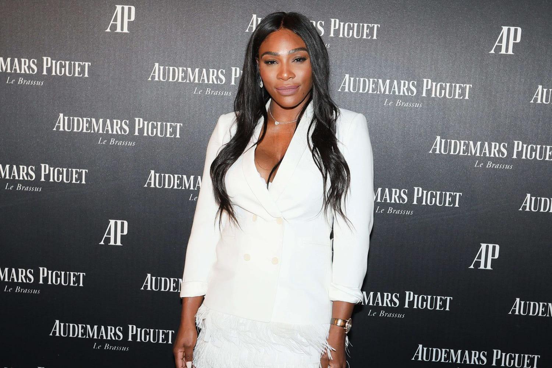La demande en mariage romantique de Serena Williams