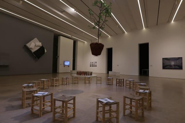 Exposition au musée Sursock
