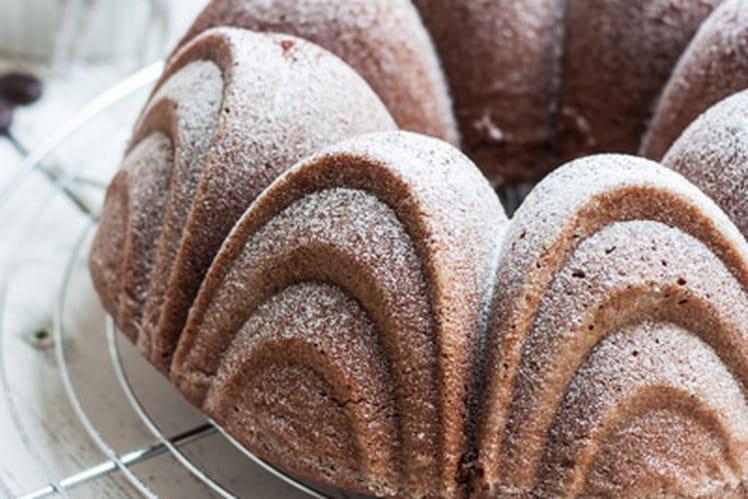 Cake au café et aux épices