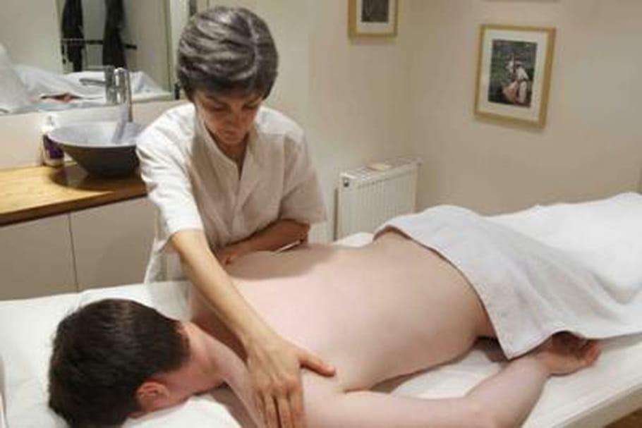 J'ai testé le massage Shiatsu détente de la Maison de thé George Cannon
