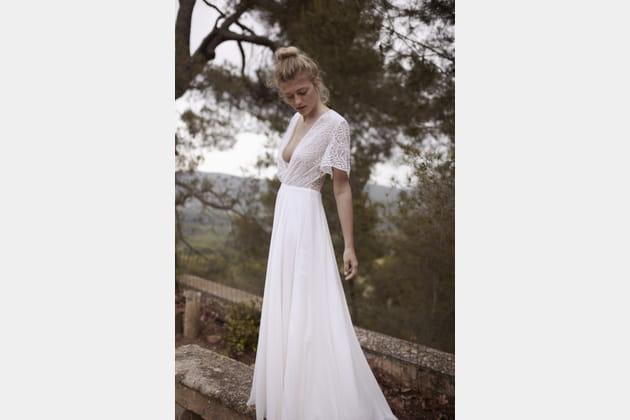 Robe de mariée Donatelle Godart