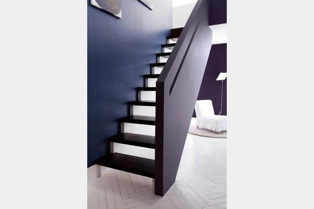 Un escalier élégant