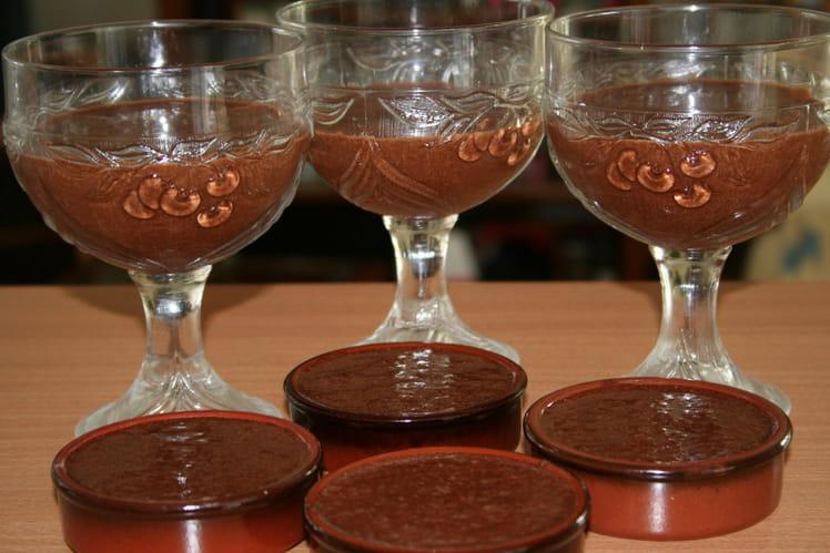 Crème tout café et chocolat