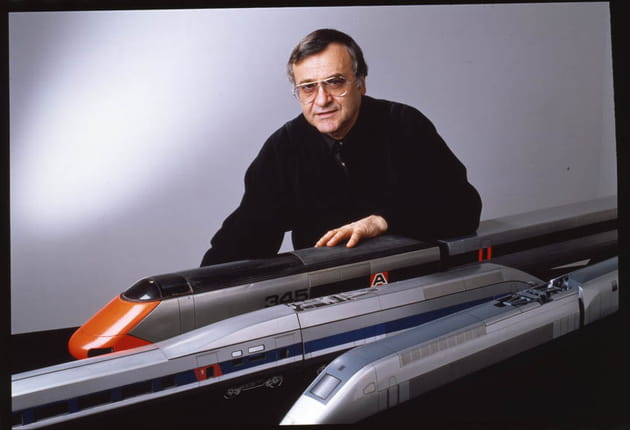 Roger Tallon et la SNCF