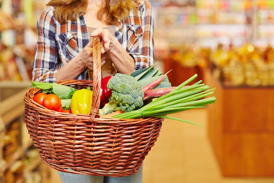 Chez Carrefour, les clients peuvent se servir dans leurs propres contenants