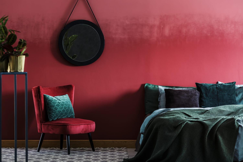 Déco de couleur rouge: conseils pour utiliser et associer le rouge dans un intérieur