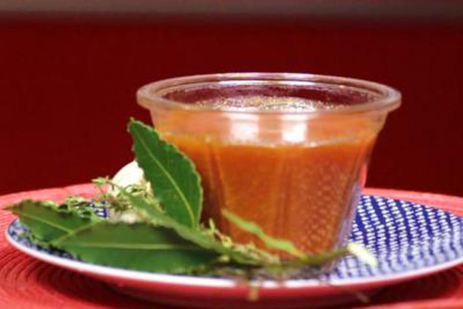 Comment faire une sauce à la tomate fraîche en hiver ?