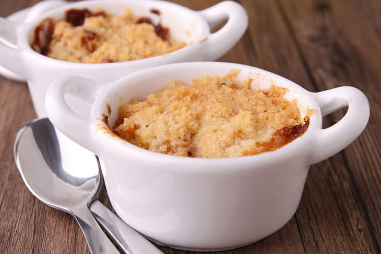 Crumble au Thermomix