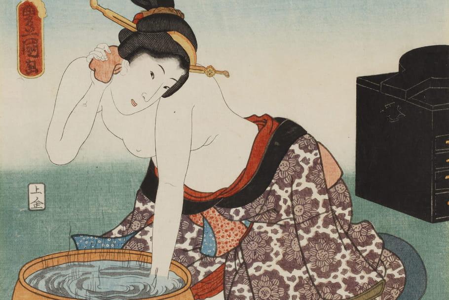 Secrets de Beauté, Maquillage et Coiffures à la Maison de la Culture du Japon: l'expo décryptée par Michiyo Watanabe