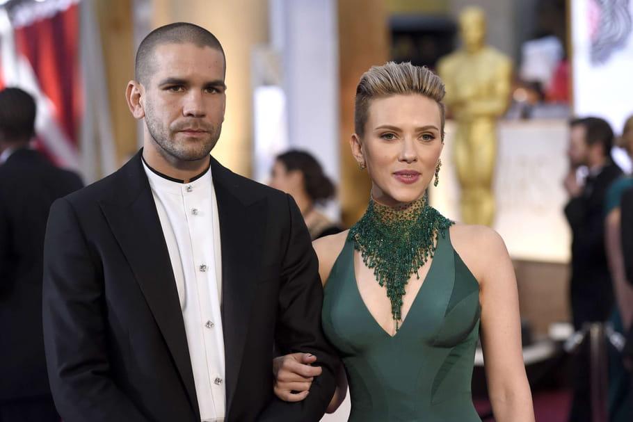 Scarlett Johansson et Romain Dauriac divorcent