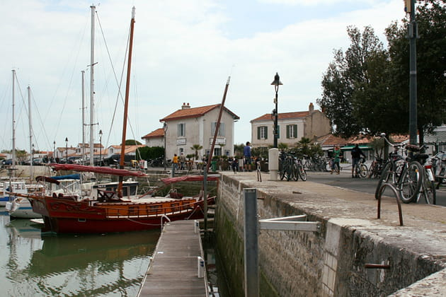 Le port d'Ars-en-Ré