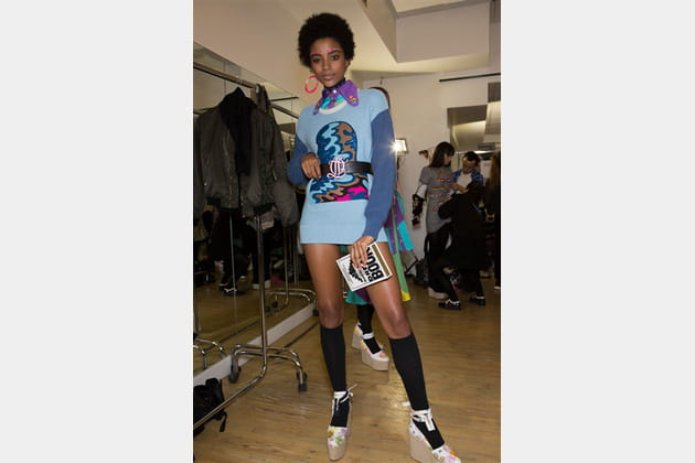 Olympia Le-tan (Backstage) - photo 39