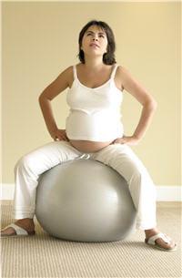 le périnée est très sollicité pendant la grossesse.