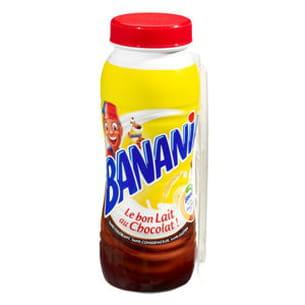 lait au chocolat de banania®