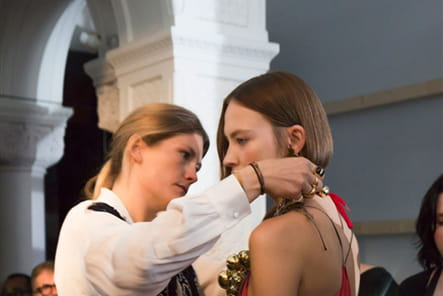 Alexis Mabille (Backstage) - photo 30