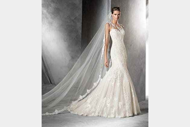 Robe de mariée Pladie, Pronovias