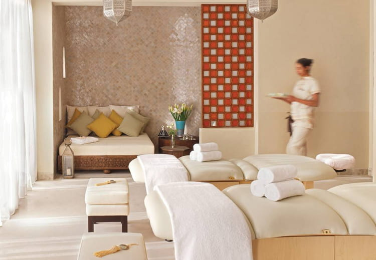 salle de massage four seasons