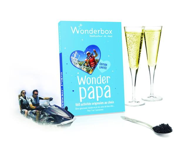 Box Wonder Papa de Wonderbox