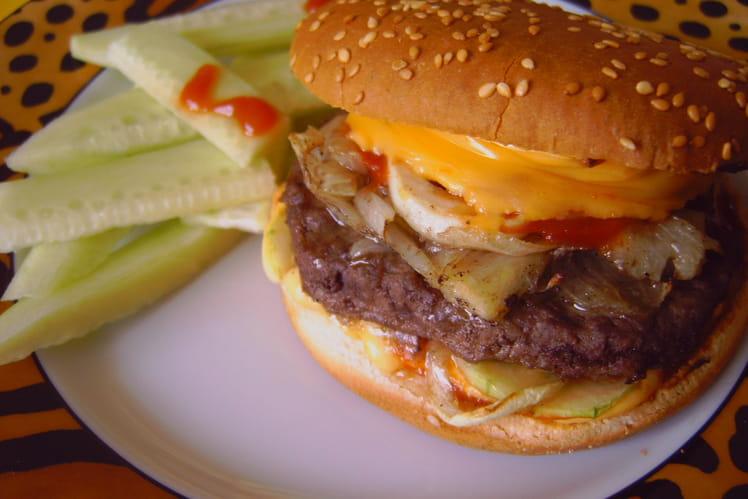 Hamburger maison : la meilleure recette