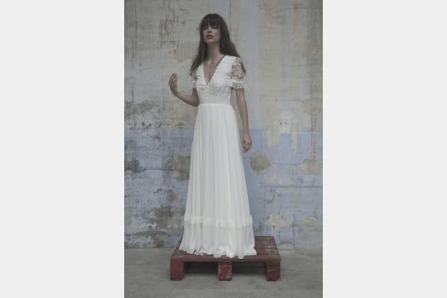 Robe de mariée Astrée d'Elise Hameau