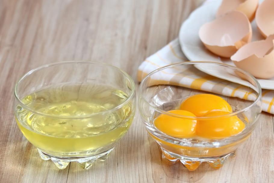 Comment cuire les blancs d'œufs au micro-ondes?