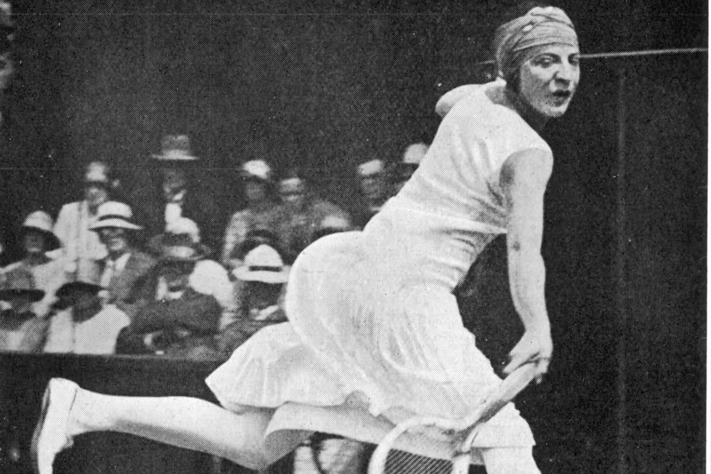 Tennis Suzanne Lenglen