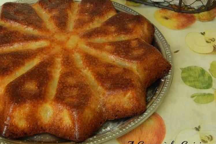 Gâteau aux Pommes 100% moelleux