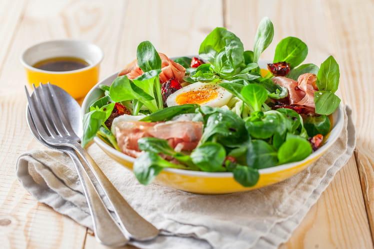 Salade de mâche à l'italienne Florette