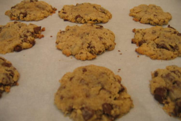 Cookies (recette de Laura Todd)