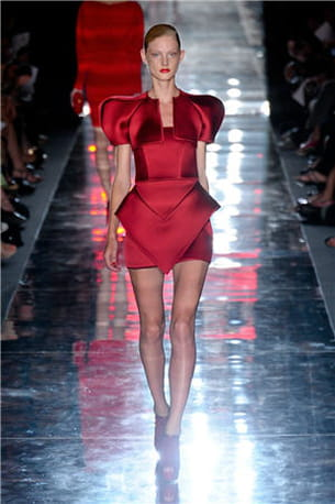 alexandre vauthier, défilé haute couture automne-hiver 2011-2012