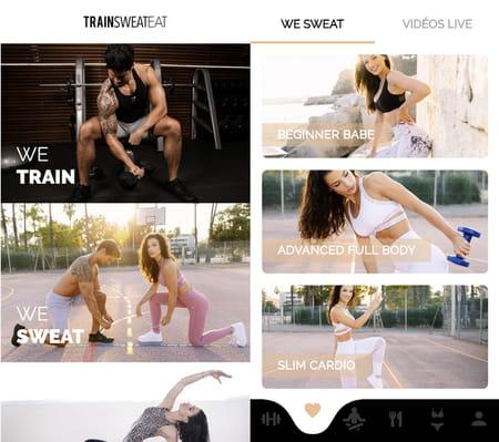 train-sweat-eat-application
