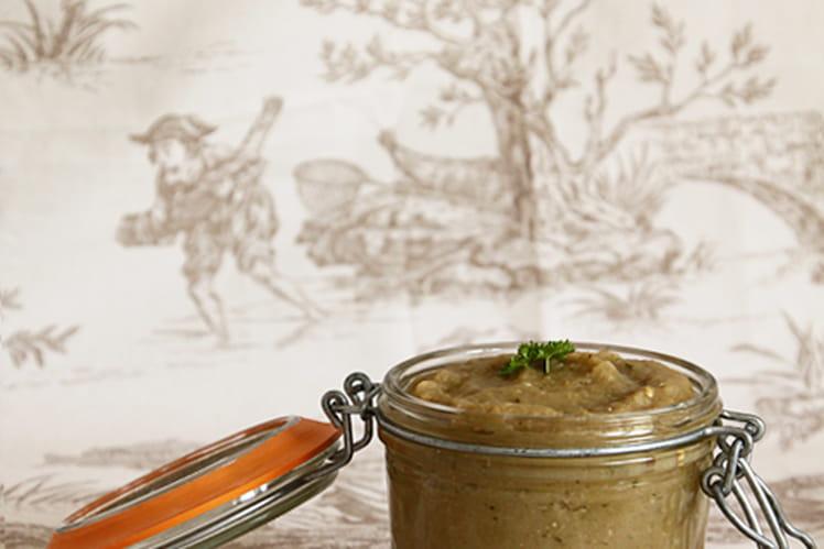 Recette de caviar d 39 aubergines maison la recette facile for Aubergines en conserve maison