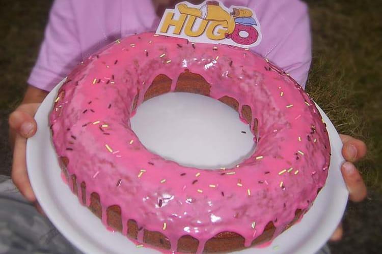 Méga-donuts d'Homer Simpsons