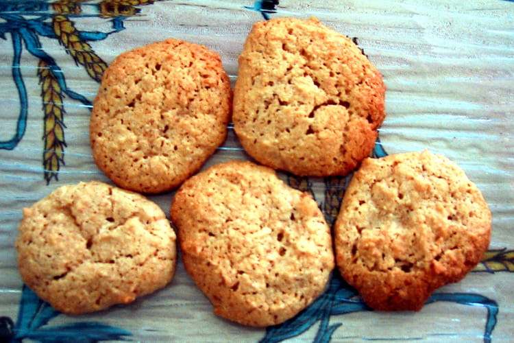 Moelleux aux biscuits