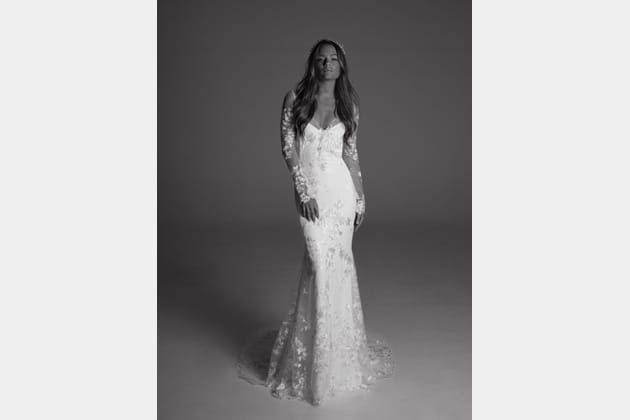 Robe de mariée Dover, Rime Arodaky
