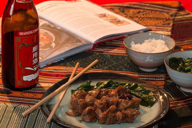 Porc Hong Shao hóng shāo ròu