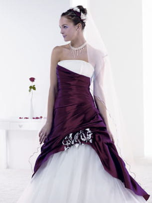 robe de mariée mademoiselle de bourgogne de pronuptia
