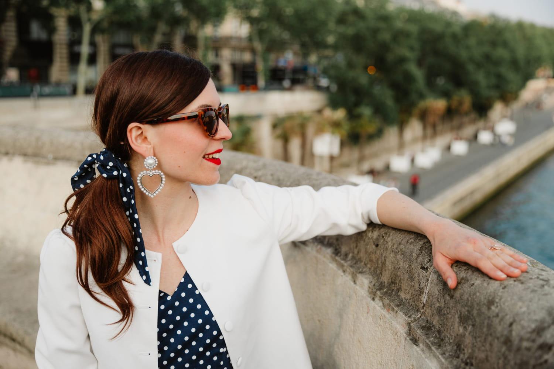 Daphné Moreau: l'inspirante figure preppy du blog Mode and The City