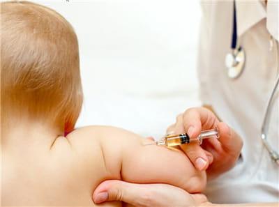 vaccination du nouveau-né.
