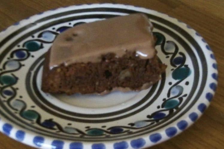 Brownie 100% chocolat