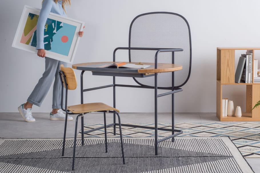 Made.com X Désormeaux/Carrette lancent une collection de meubles