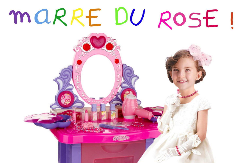 """""""Marre du rose"""" : la campagne contre les jouets stéréotypés"""