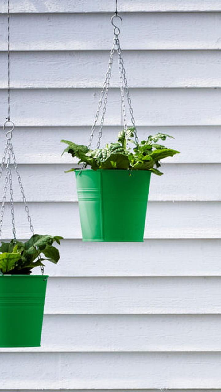 Jardinière À Suspendre Ikea des jardinières qui donnent vie au balcon