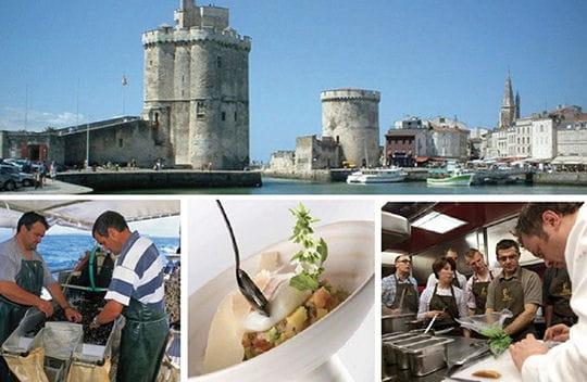 Escapade gourmande en Charente-Maritime
