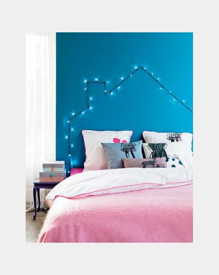 des id es de t tes de lit pour enfant chambre d 39 enfant 10 id es de t tes de lit rep r es sur. Black Bedroom Furniture Sets. Home Design Ideas