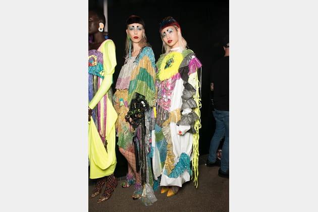 Fashion East (Backstage) - photo 27