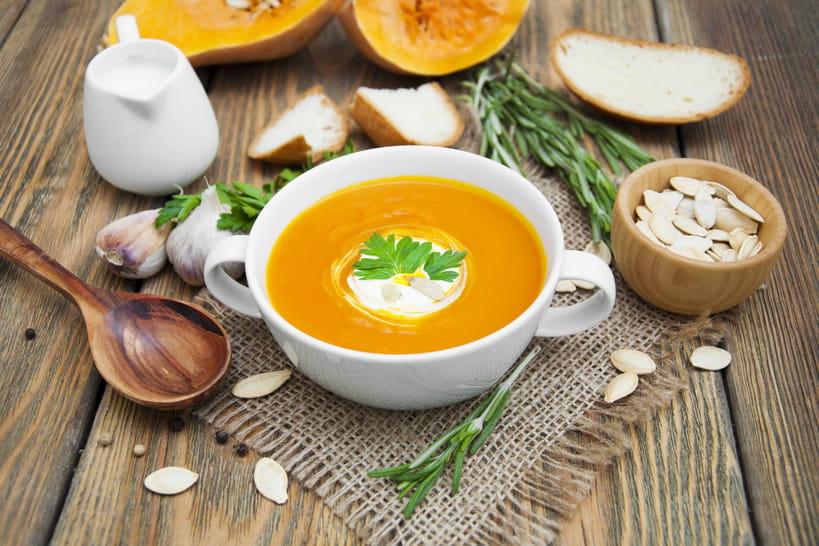 25recettes de soupes et veloutés aux légumes oubliés