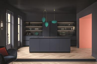 cuisine stockholm de darty. Black Bedroom Furniture Sets. Home Design Ideas