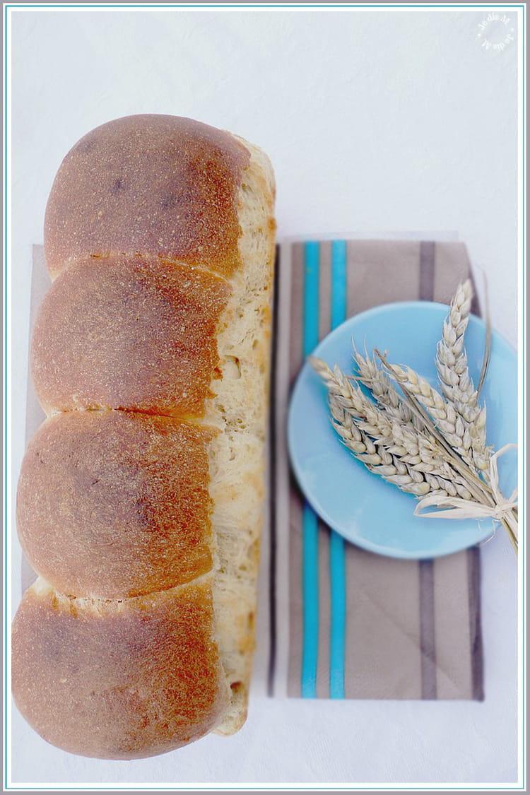 Recette de pain de mie au four la recette facile - Recette sandwich pain de mie ...